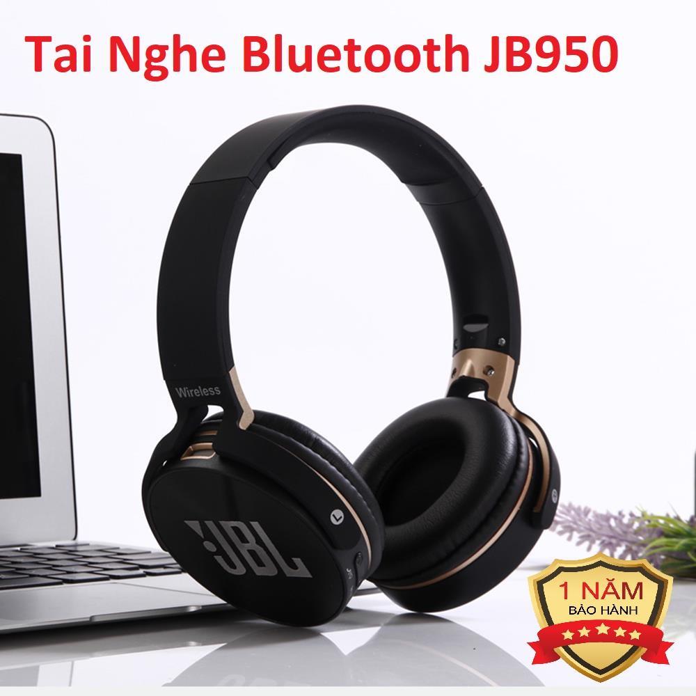 [ HOT] Tai Nghe JB950BT giá sốc, Tai nghe Bluetooth Chụp tai JB950 Extra Bass Âm thanh cực hay ,Tai Nghe Không Dây Bluetooth JB 950-Tai Nghe Cho Người Năng Động