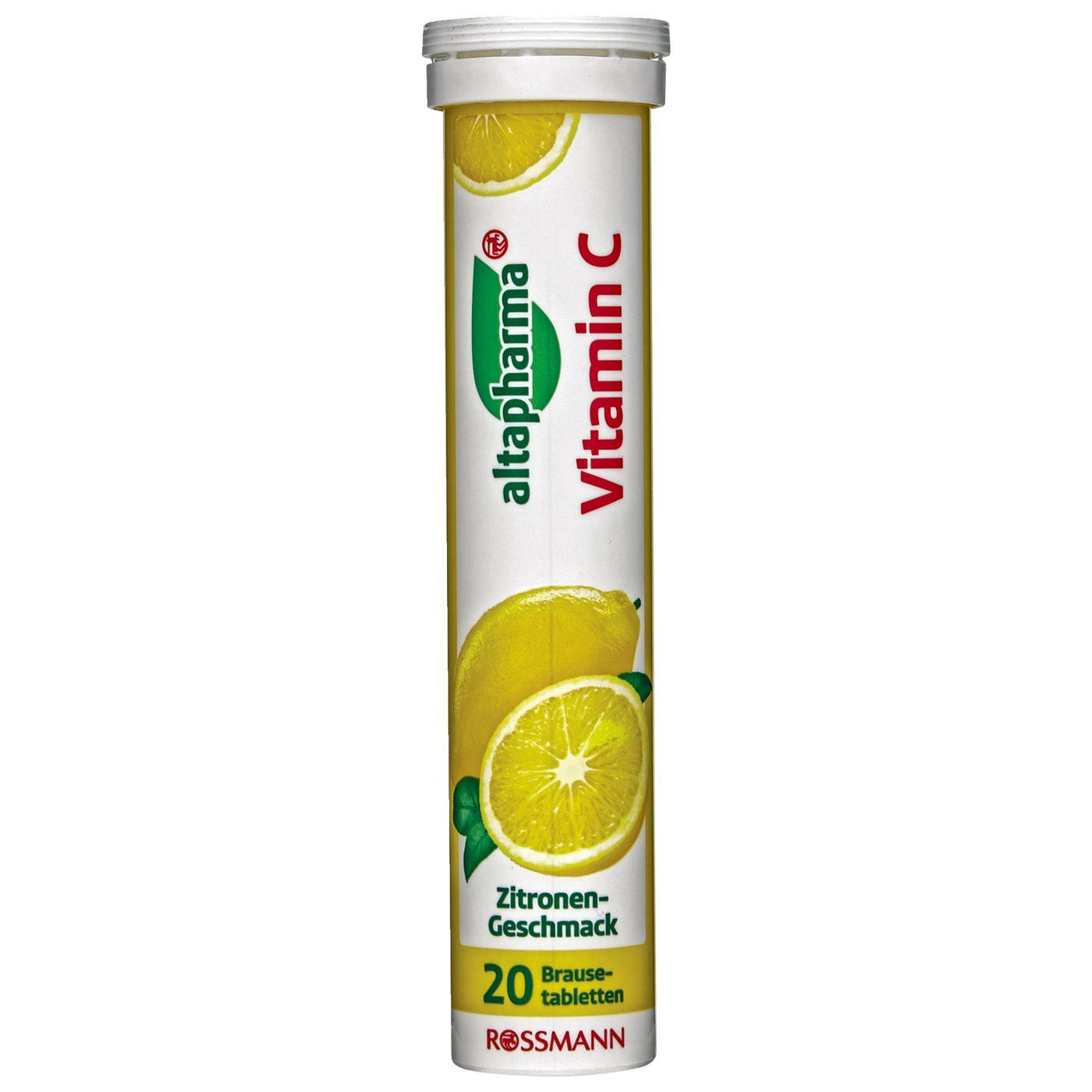 Viên sủi Vitamin C nhập khẩu