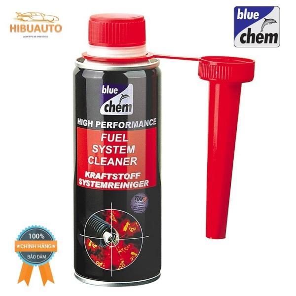 Chai Vệ Sinh Động Cơ Và Hệ Thống Phun Xăng Cao Cấp Bluechem Fuel System Cleaner (250ml)