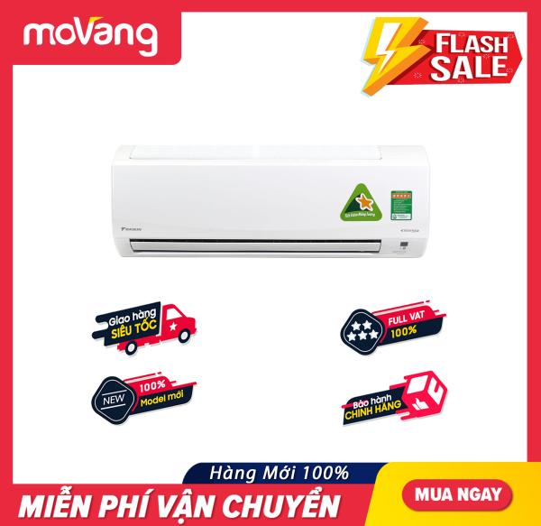 [HCM]Máy lạnh Daikin Inverter 1.0 HP FTKA25VAVMV - Công suất lạnh 9000BTU Loại gas sử dụng R32