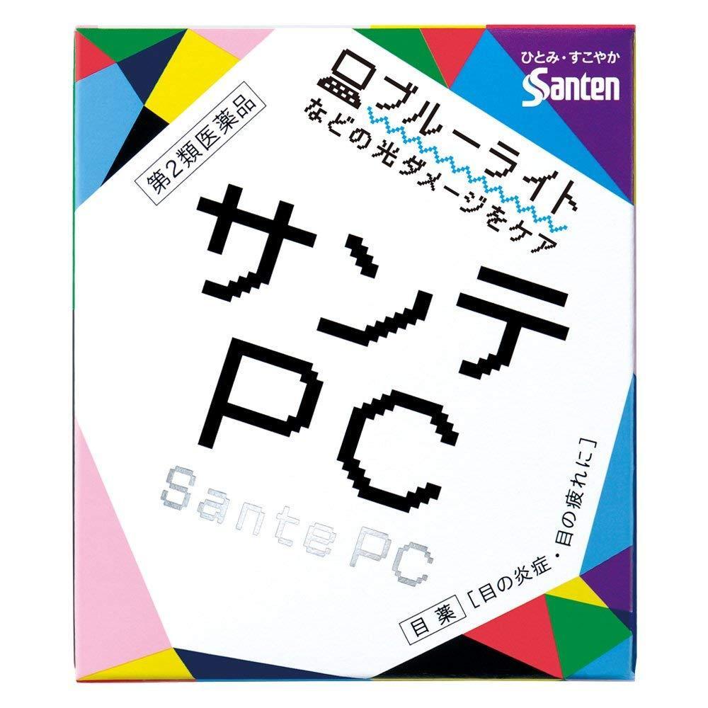 Thuốc nhỏ mắt Santen PC Nhật Bản