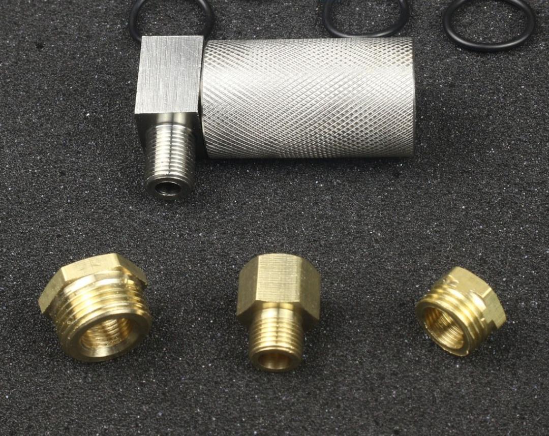 nối nhanh ống dẫn hơi TPP 16mm