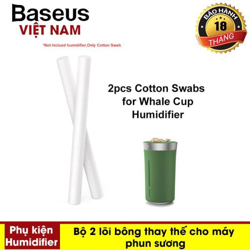 Bộ 2 lõi lọc thay thế Baseus dùng cho máy phun sương tạo độ ẩm  theo từng loại