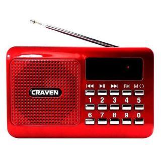 Loa Nghe Nhạc Thẻ Nhớ FM Craven CR-16 Cao Cấp thumbnail