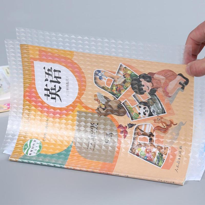 Mua Set 30 tờ decal trong suốt bọc sách vở cho bé kích thước 43x30cm