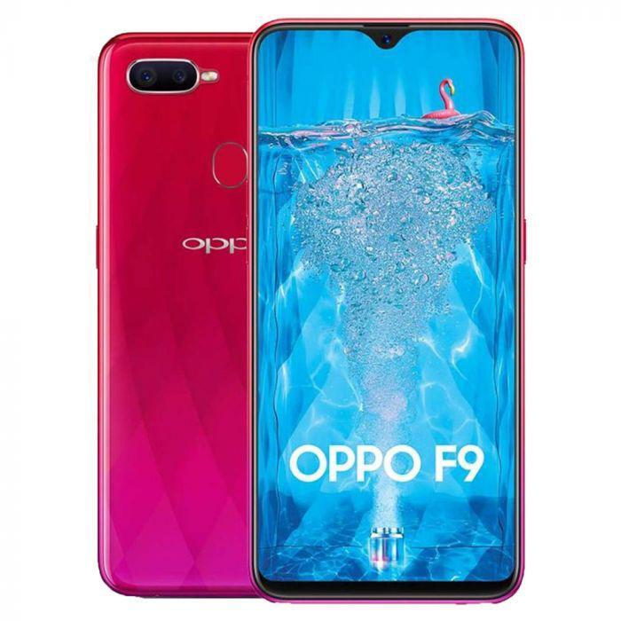 Điện thoại OPPO_F9, màn hình giọt nước ấn tượng