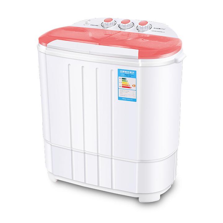Máy giặt mini 2 lồng giặt kiêm chế độ vắt nhanh cho bé - 2