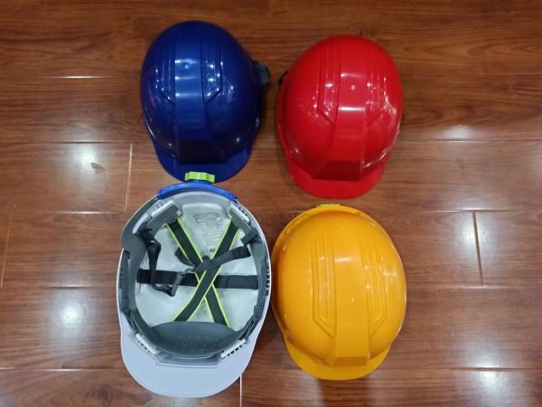 KHUYẾN MÃI - Nón bảo hộ Kukje 4 Hàn Quốc có xốp chống va đập - 4 màu lựa chọn