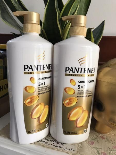 Dầu xả Pantene ProV 5 in 1- Hàng Mỹ