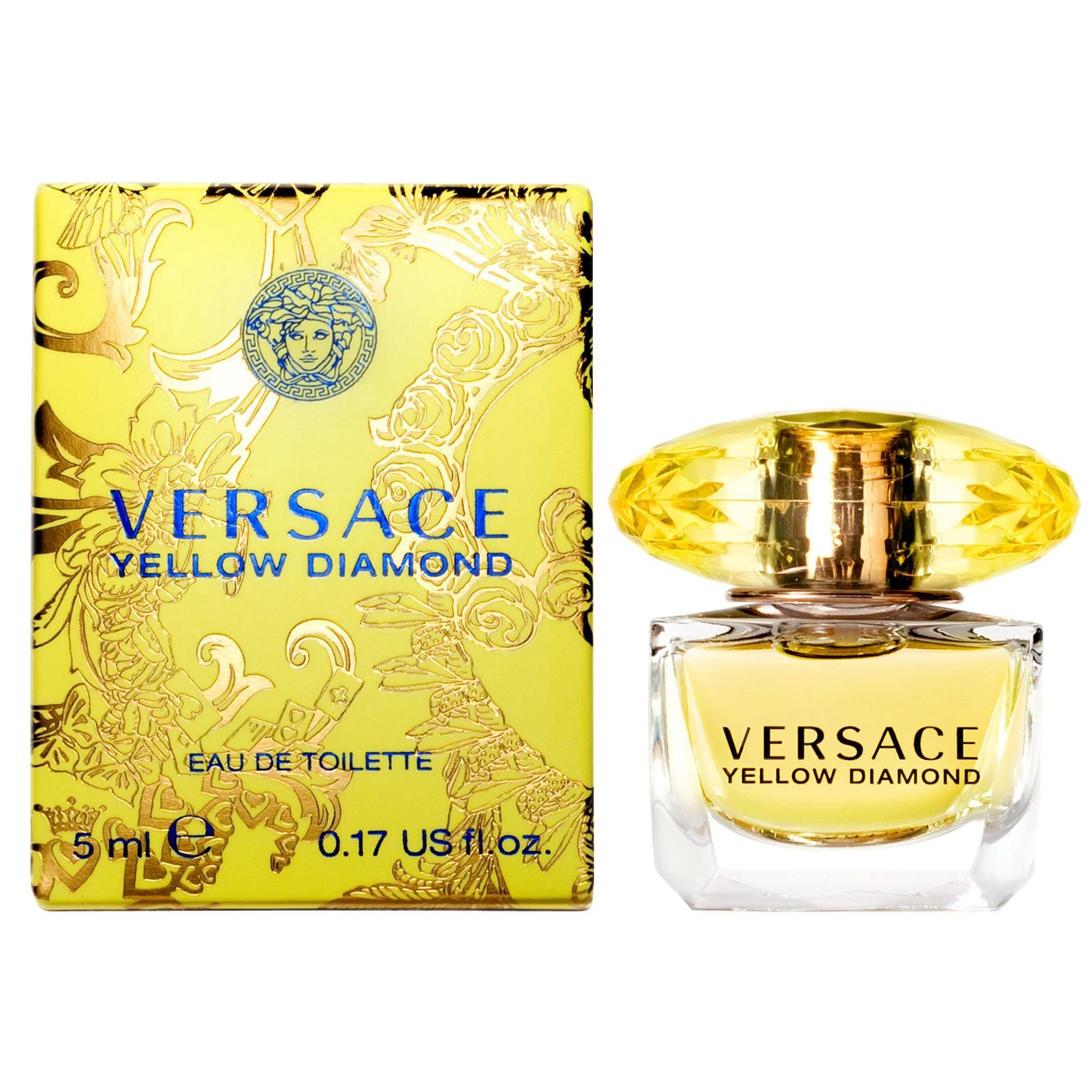 Nước hoa nữ VERSACE Yellow Diamond EDT 5ml