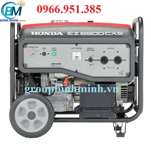 Máy Phát Điện Honda EZ6500CXS R 5.5KVA