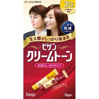 Nhuộm tóc phủ bạc Bigen hoyu 40gx2 - Nhật Bản thumbnail