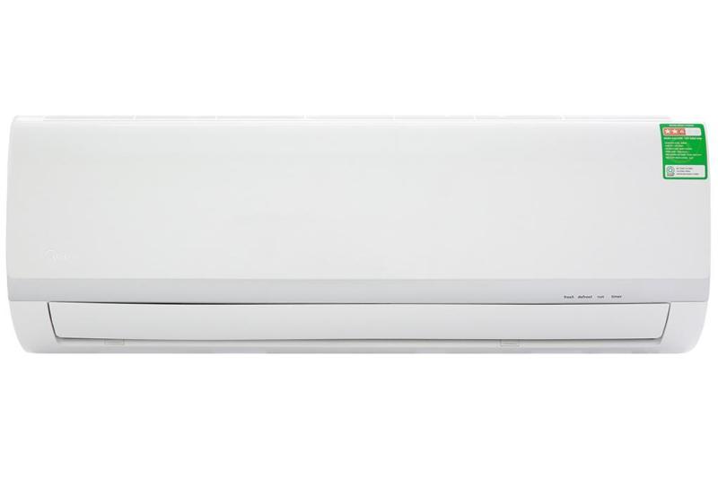 Bảng giá Máy lạnh Midea 1 HP MSAF-10CRN8(2019) - Loại máy:Điều hoà 1 chiều - Chế độ làm lạnh nhanh:Turbo - Lọc bụi, kháng khuẩn, khử mùi:Bộ lọc bụi HD