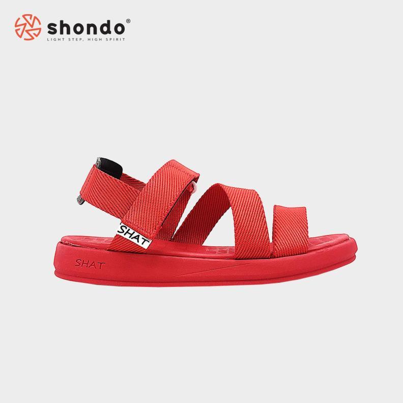 Giày sandals Shondo SHAT F5M006 (Đỏ) giá rẻ
