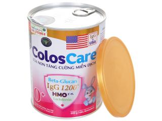 [Sữa cho trẻ từ 1-10 tuổi] Sữa non tăng sức đề kháng, tăng miễn dịch ColosCare 0+ 800G thumbnail