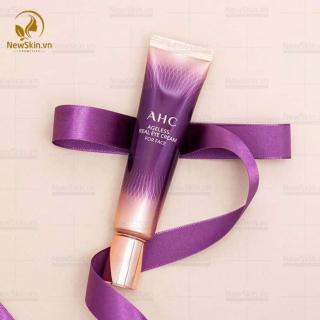 Kem chống nhăn, thâm quầng mắt AHC Ageless Real Eye Cream For Face Hàn Quốc thumbnail