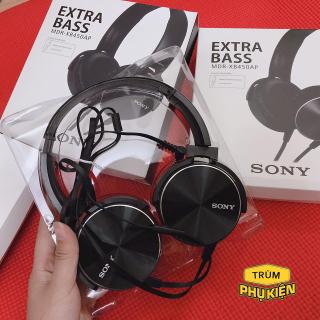 Tai Nghe Sony Extra Bass MDR- XB450AP Bass Sâu Và Chắc thumbnail