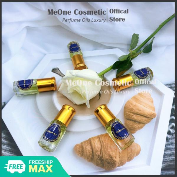 [Siêu Hot] Tinh Dầu Nước Hoa Dubai Chai Lăn Mini 3ml - MeOne Cosmetic - Siêu Phẩm Hương Thơm Ngọt Ngào Quyến Rũ Giữ Mùi Lâu Đủ Mùi Cho Nam và Nữ cao cấp