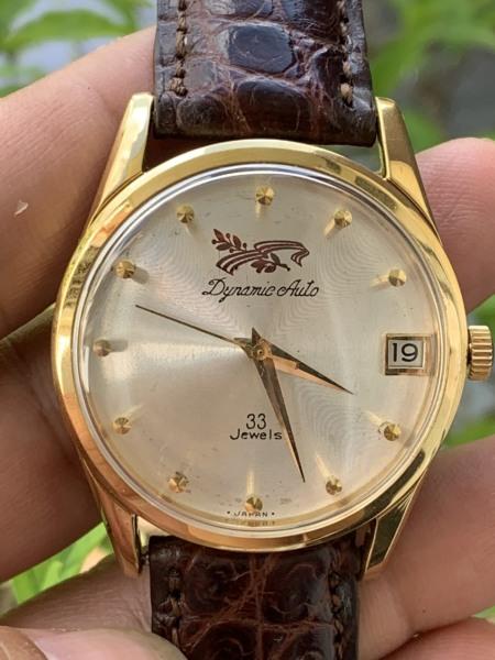 Đồng hồ nam RICOH DYNAMIC của Nhật