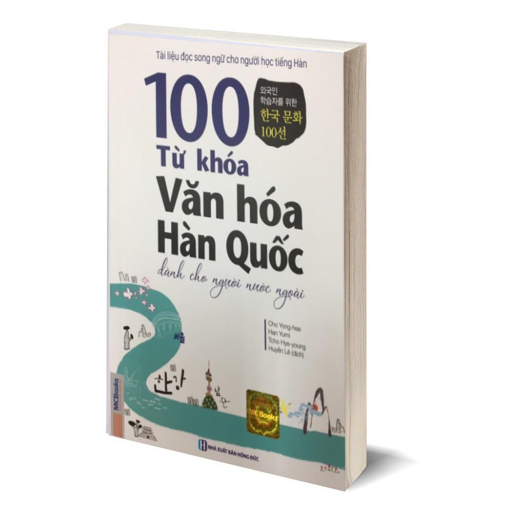 Mua 100 Từ Khóa văn hóa Hàn Quốc dành cho người nước ngoài