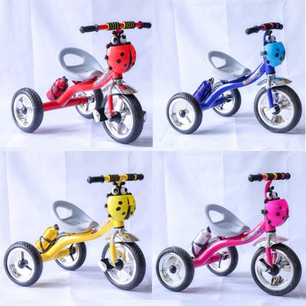 Mua Xe đạp trẻ em 3 bánh hình con bọ 616D có bình nước dành cho bé 2-6 tuổi