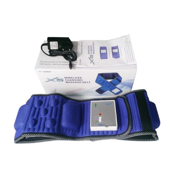 [HCM]Đai Massage Bụng Pin Sạc X5 Không Dây Cao Cấp Đai Sử Dụng Pin Sạc Rất Tiện Lợi Dễ Dàng Di Chuyển Đánh Tan Mỡ Bụng Cho Bạn Vòng Eo Quyến Rũ. cao cấp