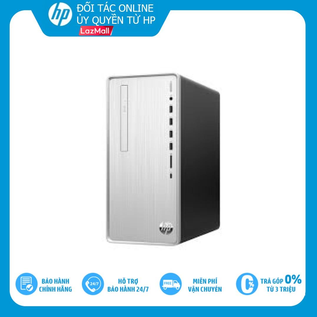 Trả Góp 0% - Máy tính để bàn HP Pavilion 590-TP01-1110D 180S0AA/Core i3/4Gb/1Tb/Windows 10 home. Hàng Chính Hãng