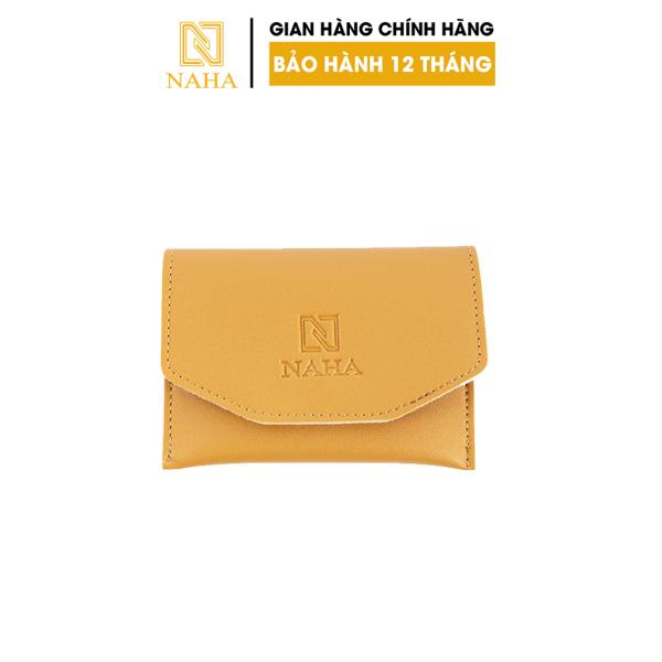Ví cầm tay nữ mini thời trang NAHA VN003