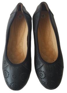 [HCM]Giày Búp Bê Nữ Da Bò BIGBEN BB401 thumbnail