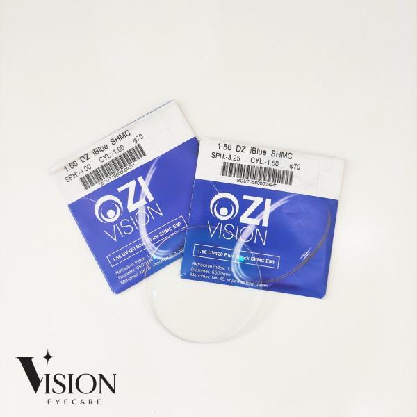 Giá bán Tròng kính lọc Ánh Sáng Xanh Nhật Bản Ozi Vision
