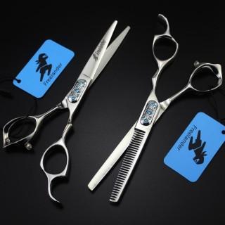 [ HÀNG ĐẸP SIÊU CHẤT LƯỢNG ]Kéo cắt tóc Freelander thumbnail