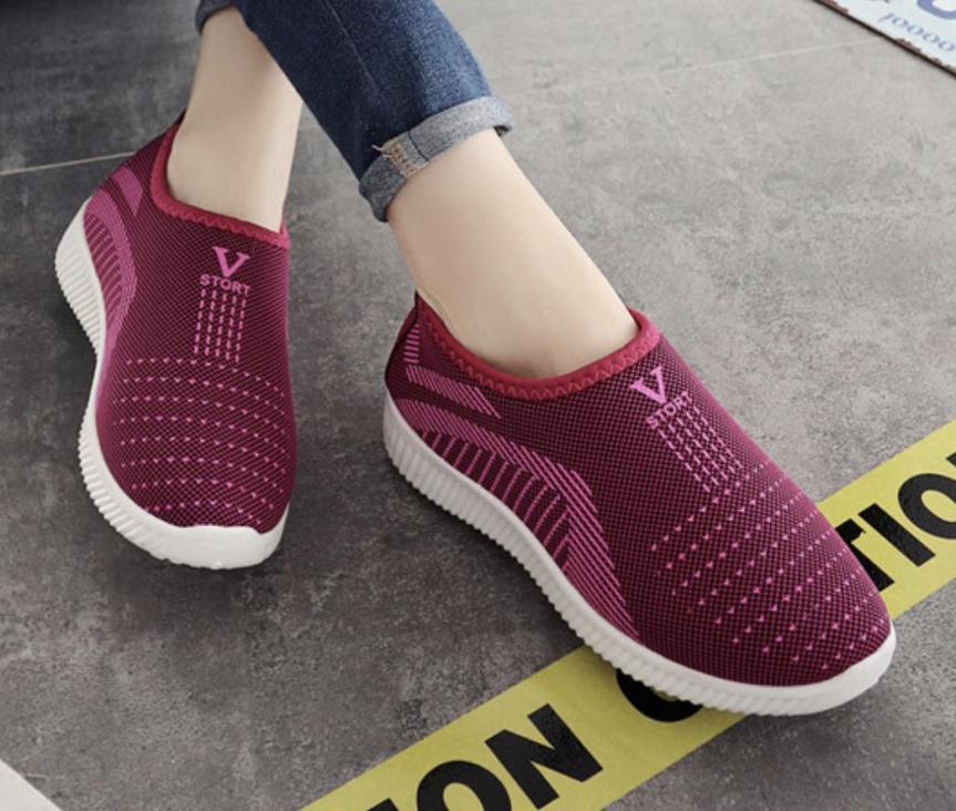 Giày Sneaker Thời Trang Nam nữ - ACG266 (Đen đỏ-Đen xanh-Đen Xám Bạc) giá rẻ