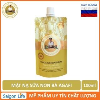 Mặt Nạ Sữa Non Bà Già Nga Agafi 100ml (Dành Cho Da Khô, Da Thường) thumbnail