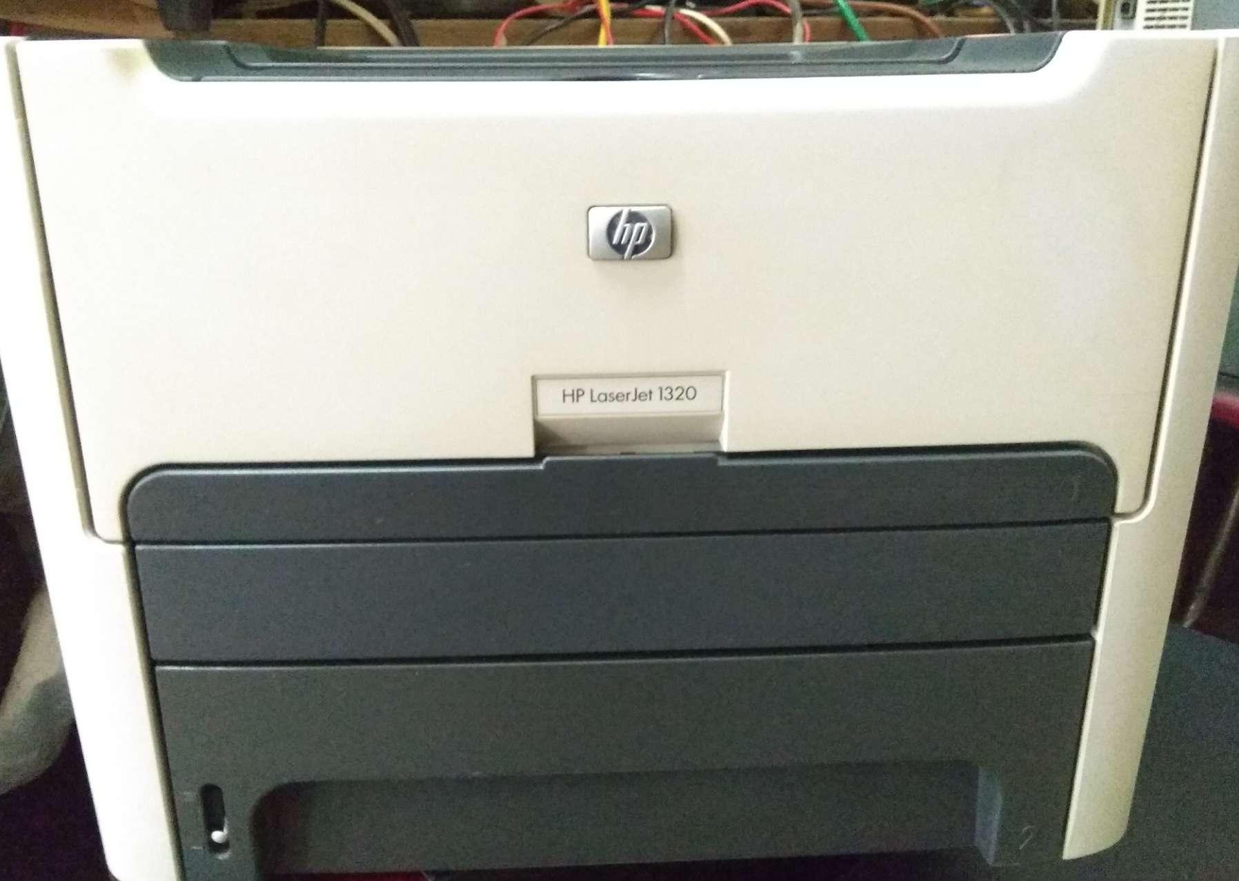 Máy in HP laser 1320 in 2 mặt
