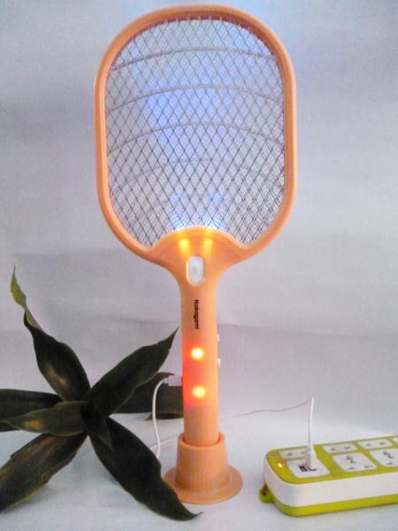 Vợt muỗi NAKAGAMI 3 trong 1 - diệt muỗi tự động 3 chức năng thế hệ mới - Màu ngẫu nhiên | Vạn Phát Store