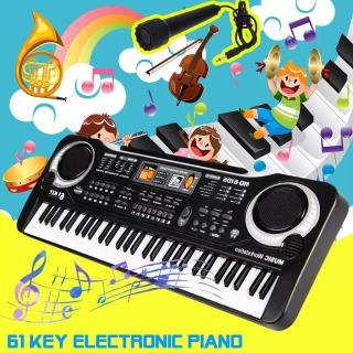 Học Đàn Tại Nhà - Đàn Piano 61 Phím Tằng Micro - Giúp Bé Vừa Chơi Vừa Phát Triển Tư Duy thumbnail