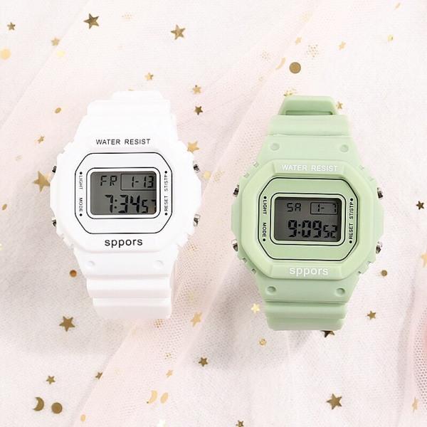 Đồng hồ điện tử nam nữ Sppors siêu đẹp CR1412