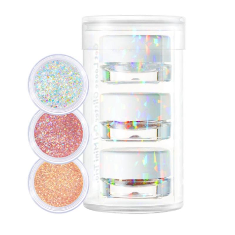 Nhũ Mắt Dạng Gel Unleashia Get Loose Glitter Gel Mini 4g giá rẻ
