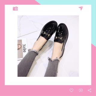 Giày Oxford Nữ Da Bóng OX2 thumbnail