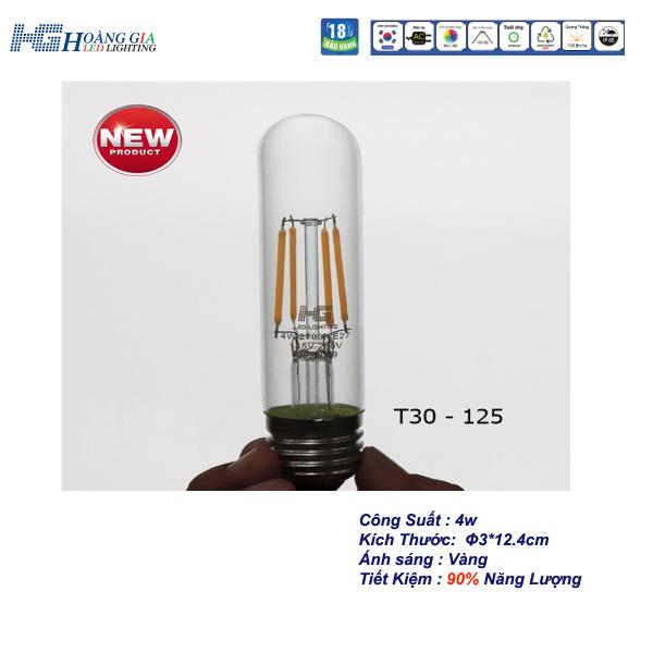 Đèn LED Trang Trí EDISION T125 4W