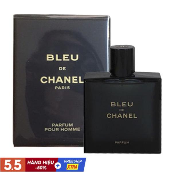 [ Mùi Hương Mạnh Mẽ, Nam Tính, Sang Trọng ] Nước Hoa Dành Cho Nam Chanel Bleu EDP, 100ml