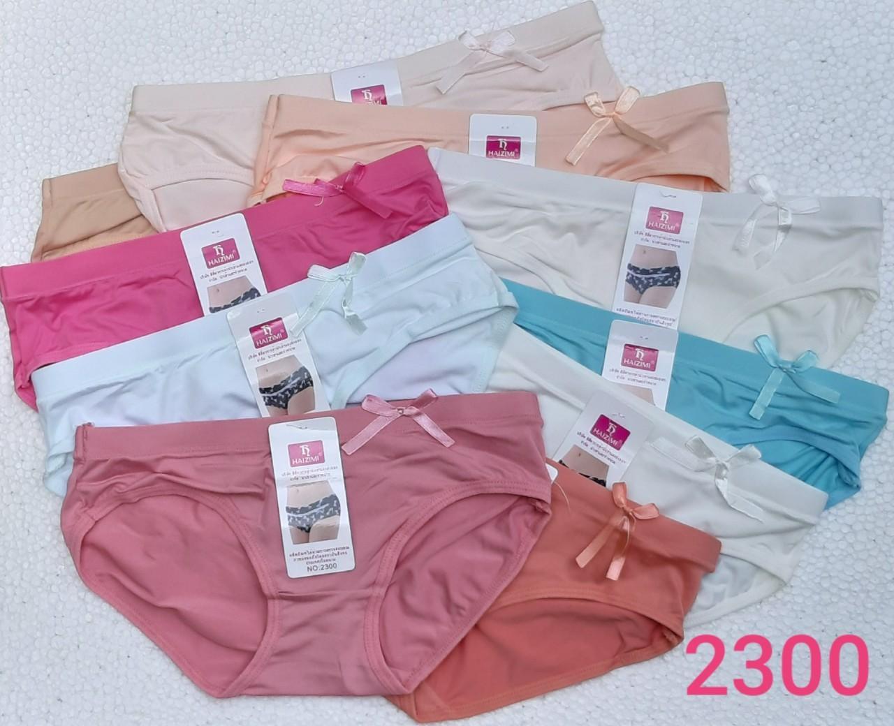 Combo 10 Quần lót nữ Thái Lan  Cotton Vòng  Eo 85cm ( Giá rẻ)