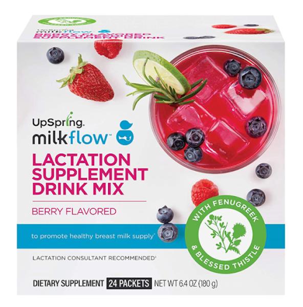 Upspring lợi sữa ngũ cốc đủ vị cao cấp