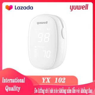 Máy đo oxy lặn YX102 loại kẹp ngón tay y tế Thử nghiệm độ bão hòa oxy trong máu hộ gia đình Máy đo xung ngón tay thumbnail