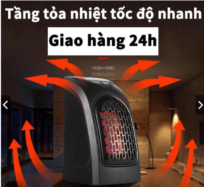 [Giao hàng 24h] Quạt sưởi ấm, máy sưởi cầm tay,cắm điện đa năng sửa ấm nhanh chóng kiểu dáng mini ,sưởi ấm phòng ngủ