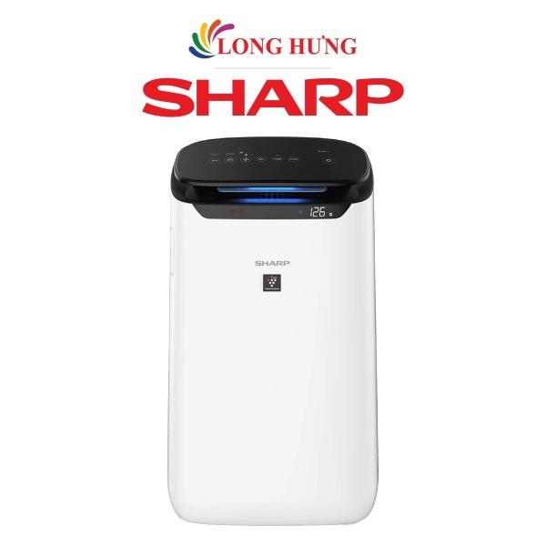 Máy lọc không khí Sharp FP-J60E-W - Hàng chính hãng - Chế độ lọc Haze -  Chế độ tạo Plasmacluster Ion