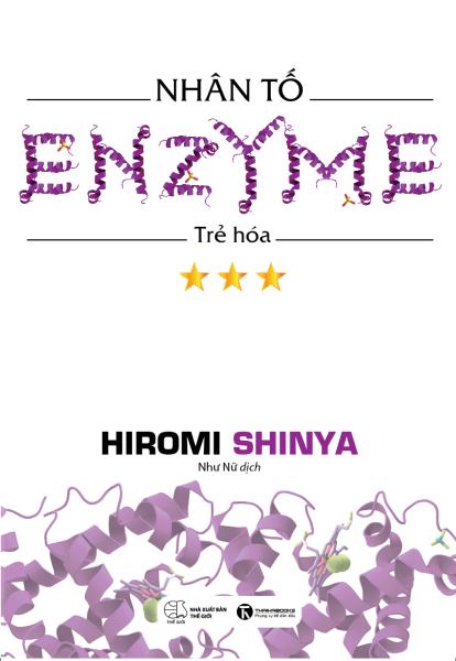 Sách Nhân Tố Enzyme – Trẻ Hóa - Newshop