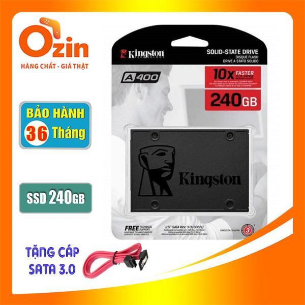 Giá Ổ cứng SSD kingston A400 240GB SATA III 2.5 inch tem vĩnh xuân/Viết sơn