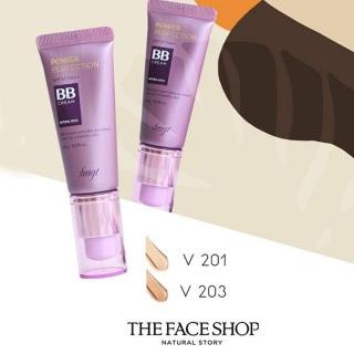 Kem nền The Face Shop Power Perfection BB SPF 37 20g thumbnail