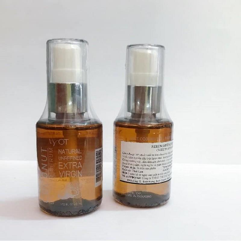 Serum dưỡng tóc VyOT Coconut Oil Hair Serum giá rẻ